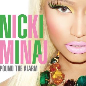 Nicki-Minaj-Pound-the-Alarm