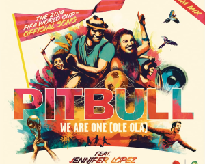 Pitbull-We-Are-One-Ole-Ola-Olodum-Mix