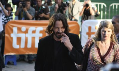 Keanu Reeves went out public with girlfriend Alexandra Grant