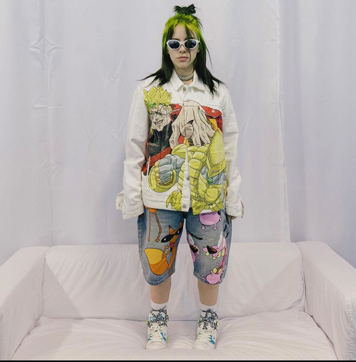 Billie Eilish made Grammy history for being the youngest artist to be nominated in four major categories.