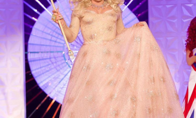The Vivienne is the winner of Rupaul's Drag Race UK.