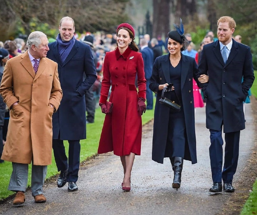 Duke and Duchess of Cambridge, Duke and Duchess of Sussex