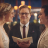 Hallmark apologizes for removing a Zola commercial that depicts a same-sex marriage between two women.