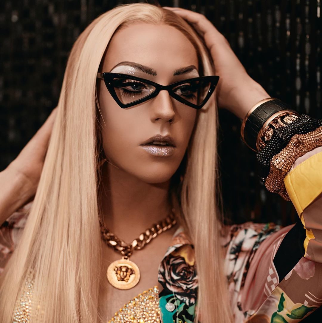 Laganja Estranja says she will not do an All-Stars season because she doesn't want to be pigeonholed as a Ru girl