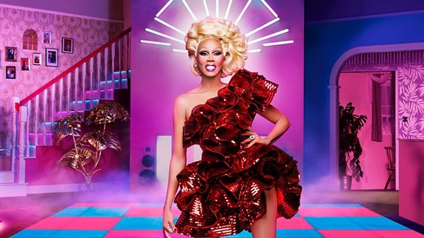 RuPaul makes history as the first drag queen to be inducted to the California Hall of Fame for his contribution in the drag culture.