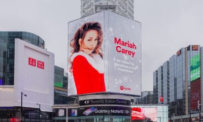 Twenty five years after it was debuted in 1994, Mariah Carey's All I Want for Christmas is You finally topped the Billboard charts!