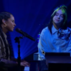 "17-year-old Billie Eilish and music icon Alicia Keys traded notes and verses in a refreshing rendition of Eilish's debut song, ""Ocean Eyes."""