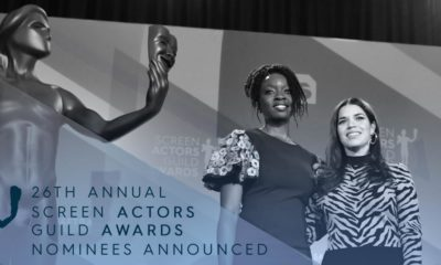 The nominees for the 2020 Screen Actors Guild Awards are out! Here's a complete list of all the nominees for next year's SAG Awards.