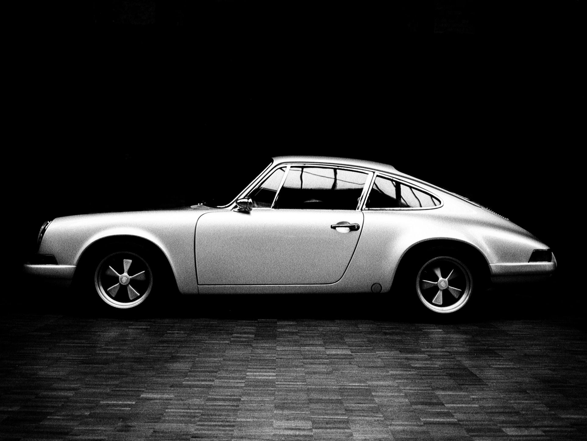Porsches by Bart Kuykens