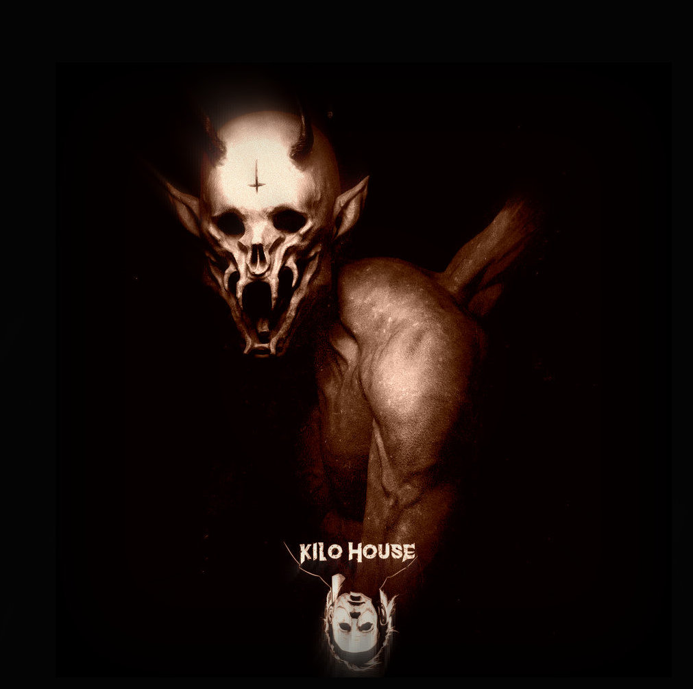 Kilo House - The Withing Hour Cover