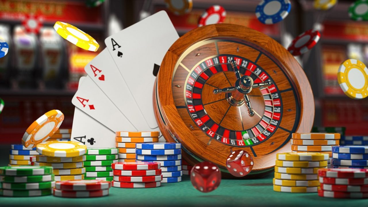 Top 10 Online Casinos To Enjoy From Your Home🎰