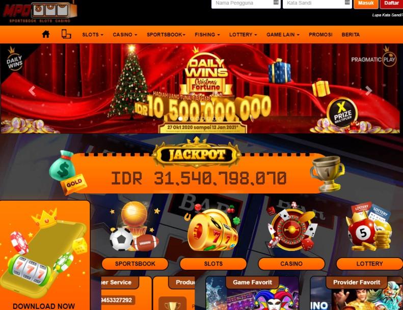 MPO500 - Online Casino