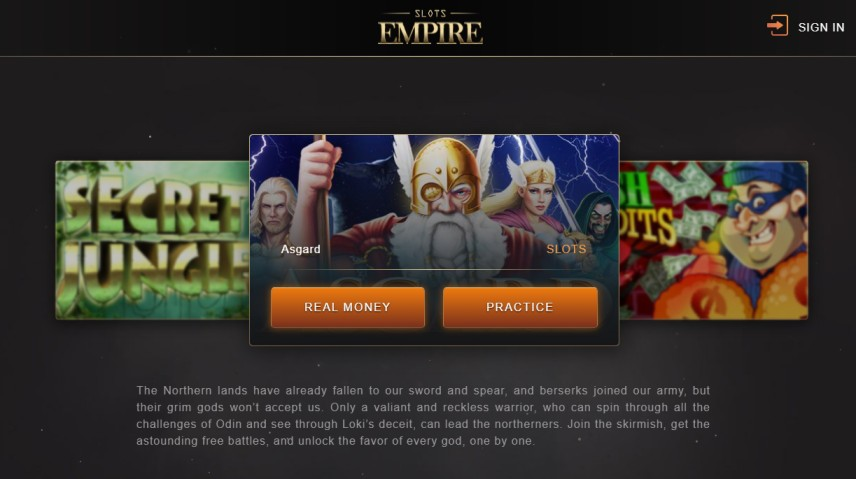 Slots Empire - Online Casino
